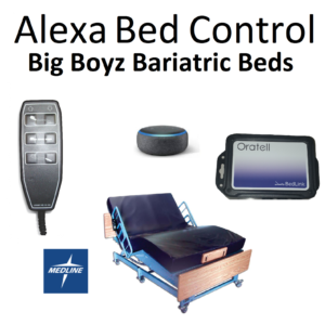 Big Boyz Bariatric Beds