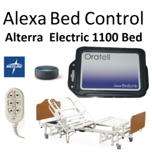 Altorr Alterra Electric 1100 Bed
